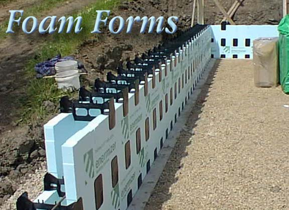 Foam forms pictures to pin on pinterest pinsdaddy for Foam basement forms