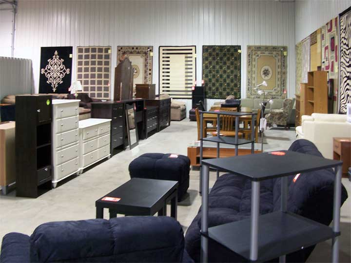 Discount furniture warehouse for Bargain furniture warehouse