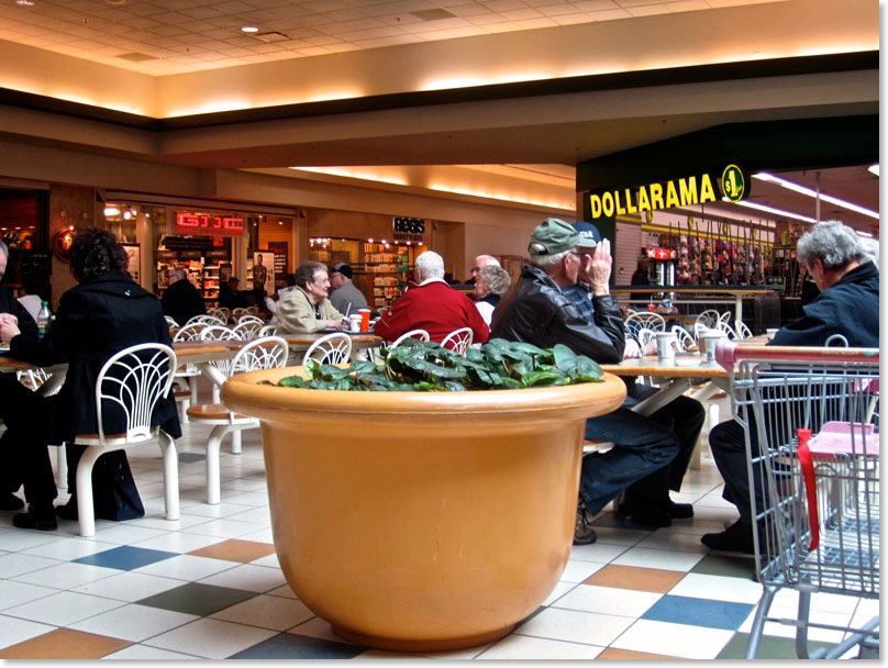Northgate Food Court