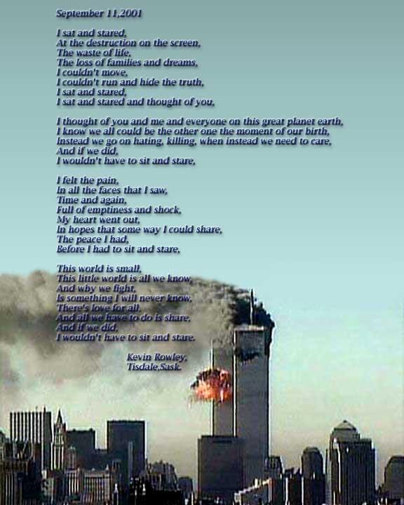 poem september 11 2001