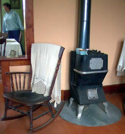 The Juniata Model - Coal Heating Stoves - Reading Stove Company